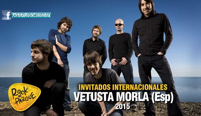 La agrupación española Vetusta Morla se presentará en Rock al Parque 2015