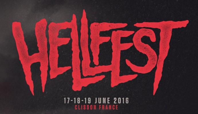 Imagen oficial del Hellfest 2016