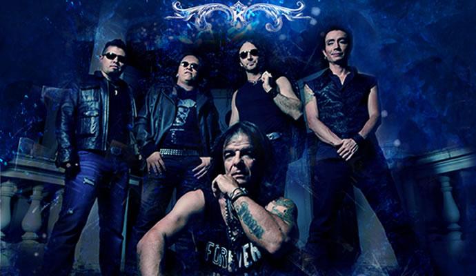 Krönös, banda caleña de hard rock