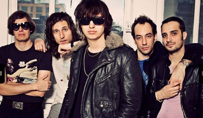 The Strokes inicia trabajos para un nuevo disco