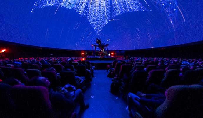Llega el Hall de la Fama del rock al Planetario de Bogotá