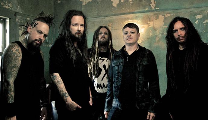 Korn llega a Colombia estrenando nuevo disco