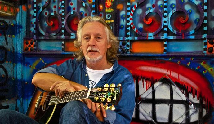 Nito Mestre se presentó en Bogotá el 8 de diciembre de 2007