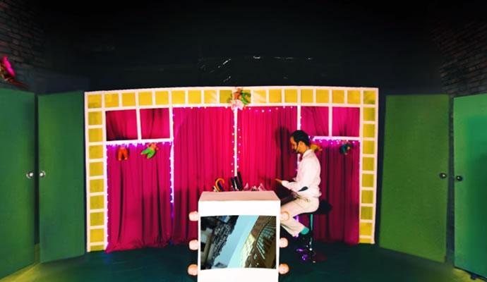 """Captura de pantalla video """"No Se Sabe Quién"""" de Numasbala"""