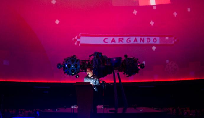 Territorio Youtuber en el Planetario de Bogotá