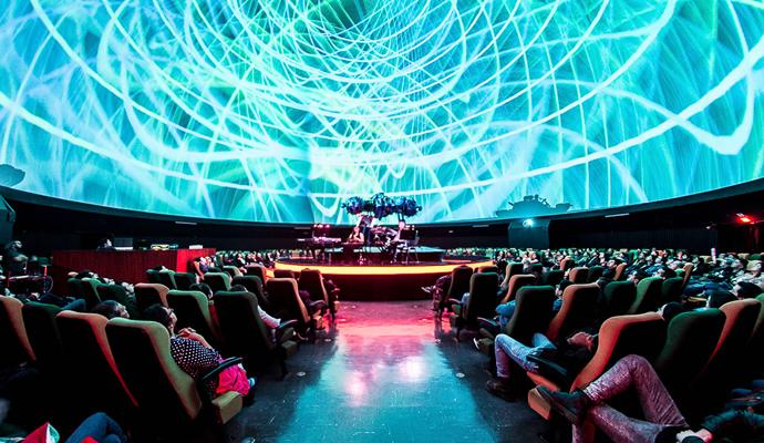Planetario Distrital - Tomada de www.scrd.gov.co