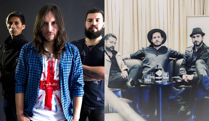 Stayway y Revólver Plateado tocarán junto a Aerosmith en Bogotá