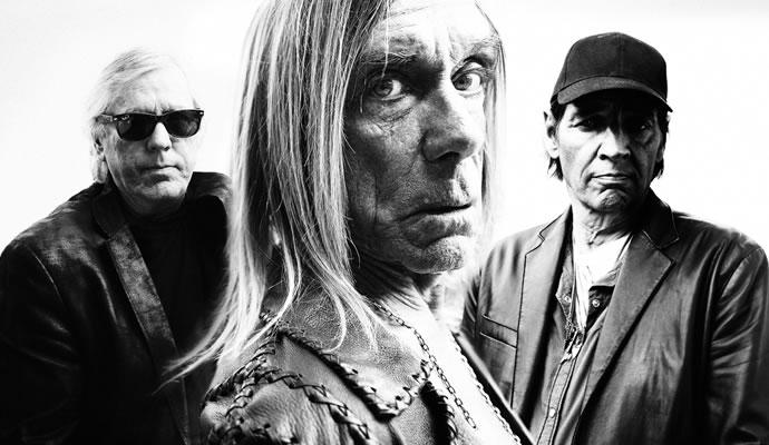 The Stooges, pioneros del punk