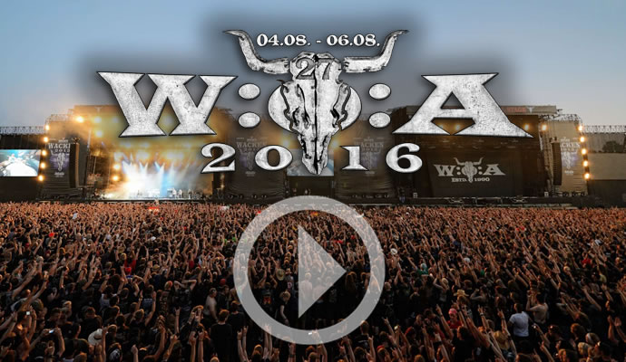 Sigue aquí la transmisión del Wacken Open Air 2016