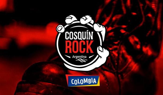 En octubre se realizará la primera edición del Cosquin Rock en Colombia