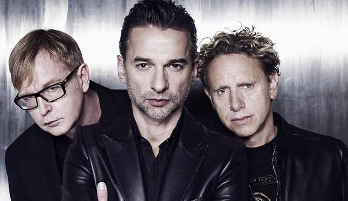Depeche Mode llega por segunda vez a Colombia en 2018