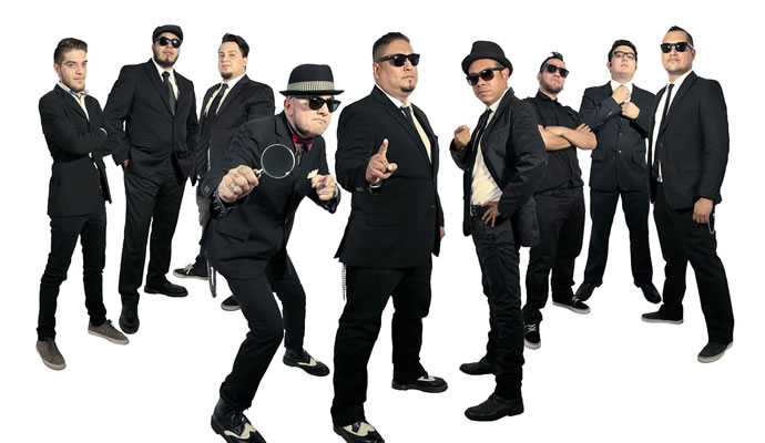 La banda mexicana Inspector regresa a Colombia