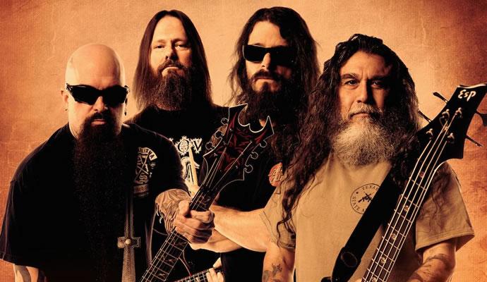 Slayer estará en Colombia por tercera vez