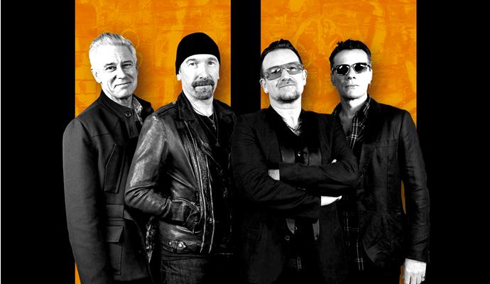 U2 viene a Colombia por primera vez