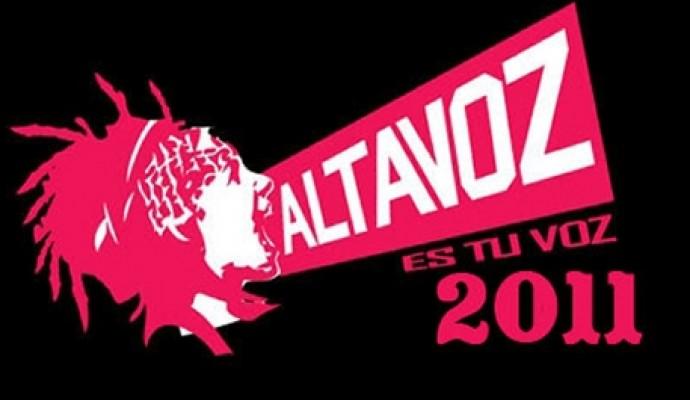 Logo de Altavoz 2011