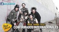 Total Chaos, invitado internacional a Rock al Parque 2015