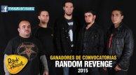 Random Revenge se presentará en Rock al Parque 2015
