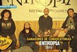 Entropía se presentará nuevamente en Rock al Parque 2015