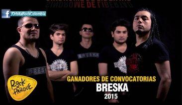 La agrupación bogotana Breska se presentará en Rock al Parque 2015
