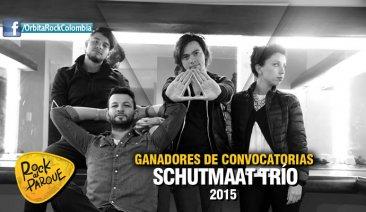 Schutmaat Trío se presentará en Rock al Parque 2015