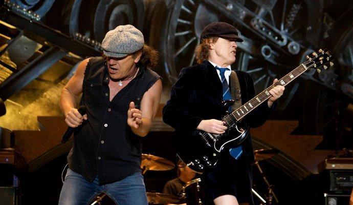 AC/DC se une a las plataformas de streaming