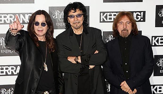 Black Sabbath inicia su última gira mundial el 20 de enero