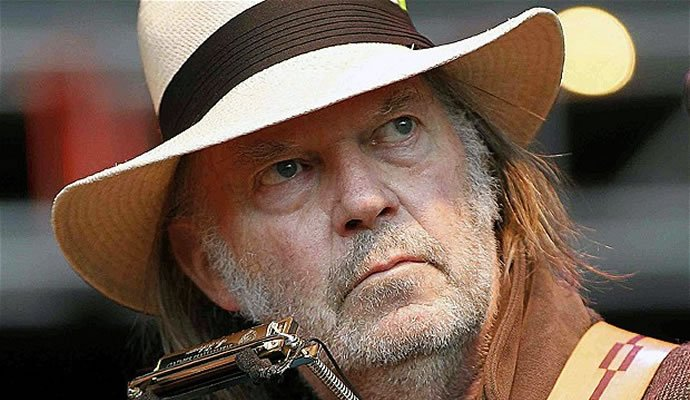 Neil Young, músico y compositor