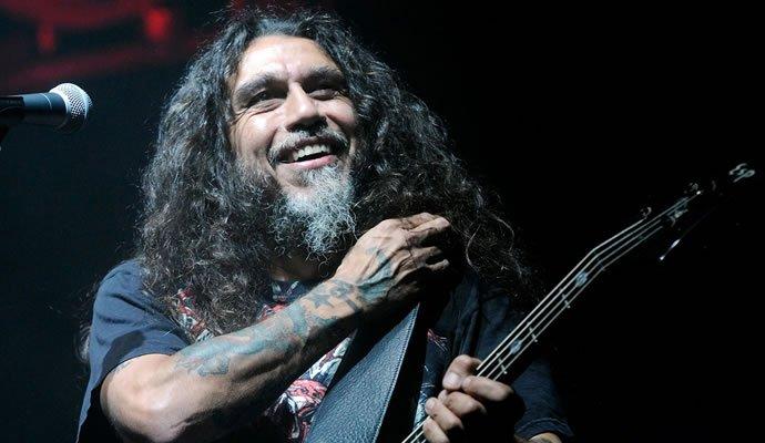 Tom Araya vocalista de Slayer