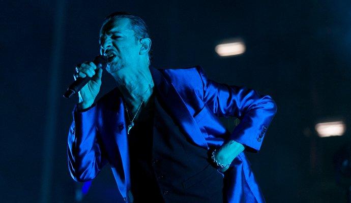 Depeche Mode hizo vibrar al público bogotano por segunda vez