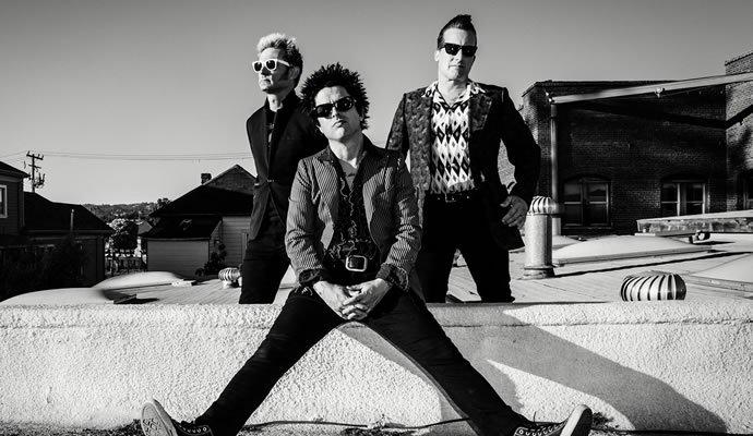 Green Day presentará su nuevo disco el 7 de Octubre
