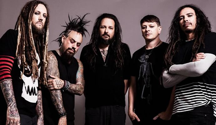 Korn - Ph: Jimmy Fontaine