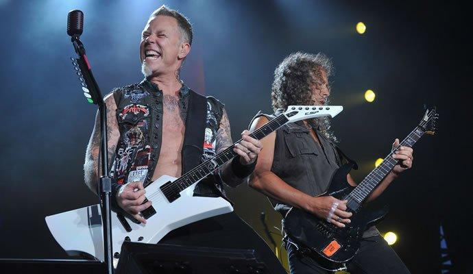 Metallica llega a Colombia por cuarta ocasión