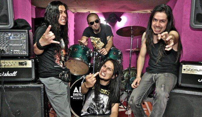 Perpetual Warfare es la banda escogida para tocar junto a Slayer en Bogotá