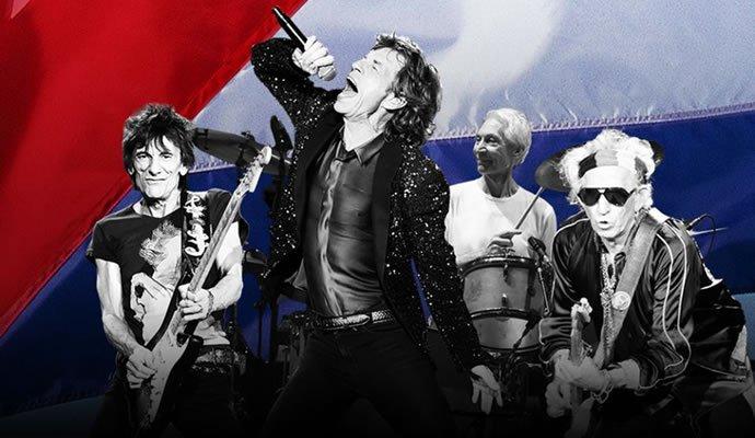 The Rolling Stones estarán el 25 de marzo en Cuba