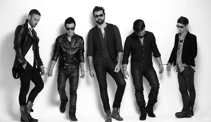 The Mills tocará junto a Maroon 5 el próximo 3 de marzo