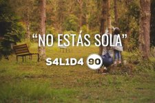 """""""No estas sola"""", Salida 90"""