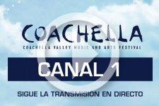 Transmisión Coachella 2017 - Canal 1