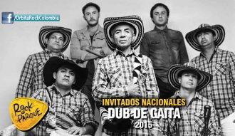Dub de Gaita se presentará en Rock al Parque 2015