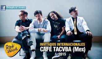 La agrupación mexicana Café Tacuva se presentará en Rock al Parque 2015