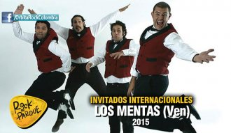 La agrupación venezolana Los Mentas se presentará en Rock al Parque 2015