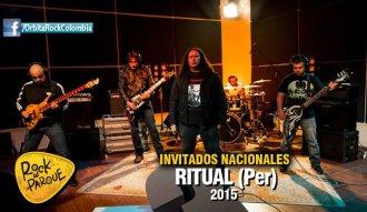 La agrupación pereirana Ritual tocará en Rock al Parque 2015