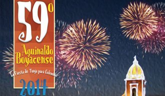 Del 16 al 22 de Diciembre se realizará el Aguinaldo Boyacence