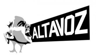 Logo del festival Altavoz 2010