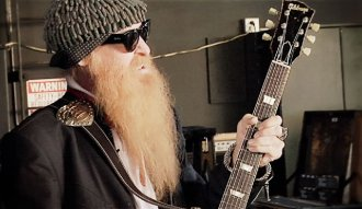 Billy Gibbons, lider de ZZ Top