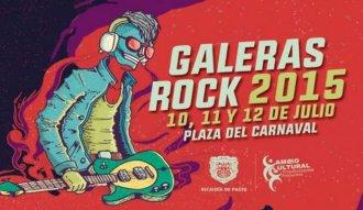 El Galeras Rock 2015 se llevará a cabo en Pasto el 10, 11 y 12 de julio
