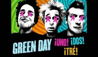 Así serán las carátulas de los álbumes de Green Day