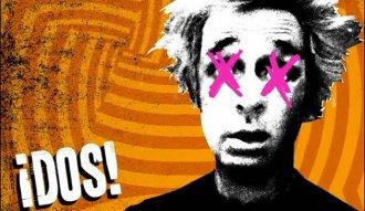 Carátula del disco Dos! de Green Day