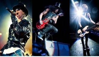 Guns N´ Roses estará en México en abril