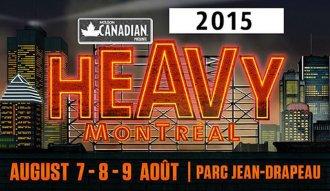 El Heavy Montreal se realiza anualmente en Canadá