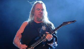 A los 49 años fallece Jeff Hanneman, guitarrista de Slayer